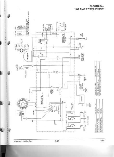 [GG_8618] 93 Waverunner Cdi Box Wiring Diagram Download