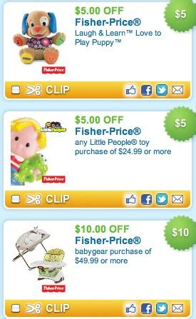 fisher price swing coupon 65 in fisher price printable coupons baby swing