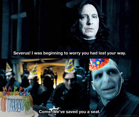 Harry Potter Happy Birthday Meme - quotes by alexander severus like success