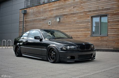 Bmw E46 330ci by Black X Gold Bbs D Bmw E46 330ci