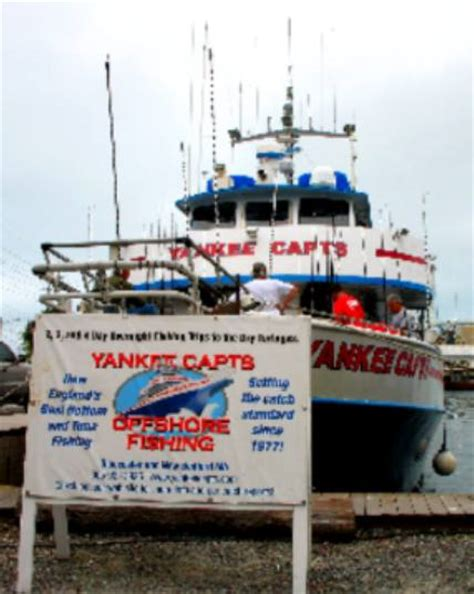 yankee clipper fishing boat key west yankee capts party fishing boat at dock on stock island