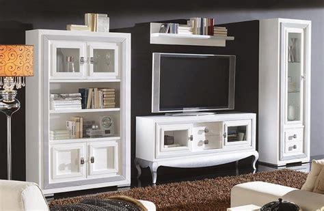mueble de salon  vitrina  mueble television pino
