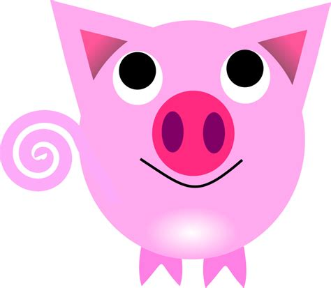new year horoscope pig clipart zodiac pig