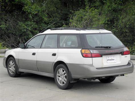 Service Manual 2002 Subaru Legacy Crossbar Installation
