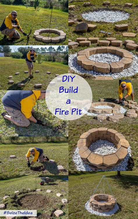 can i build a pit in my backyard 25 best to build a fire ideas on pinterest building a