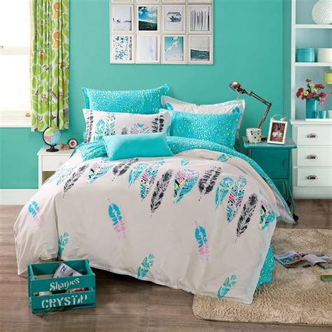 feather bedding 100 cotton feather bedding set bed set linen cotton queen
