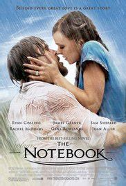 The Notebook Review And Trailer by The Notebook 2004 Imdb