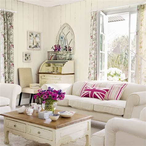 vintage chic living room these many years the place