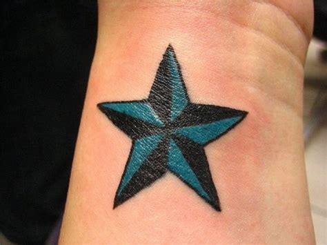 das stern tattoo ein zeitloser klassiker und allrounder