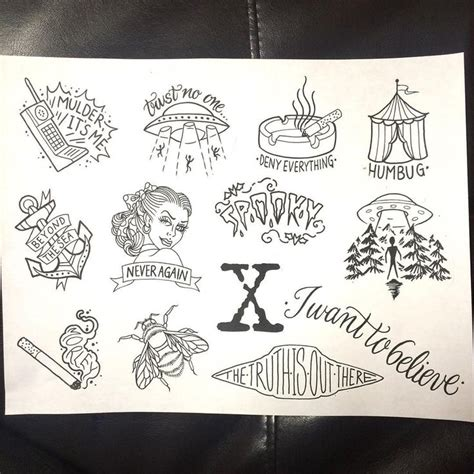 x files tattoo instagram 43 best images about the x files tattoo on pinterest