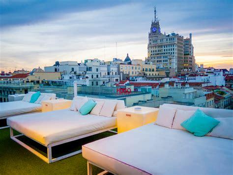 oscar room terraza hotel room mate oscar chueca