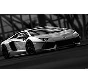 Download 2600x1463 Black And White Video Games Cars