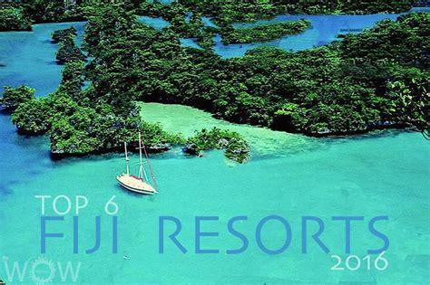 best fiji resort top 6 fiji resorts 2016