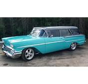 1958 Chevrolet Del Ray Yeoman 2 Door Wagon  S233