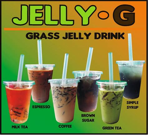 Kara Drink Greentea Grass Jelly health benefits of grass jelly and leisure philippines