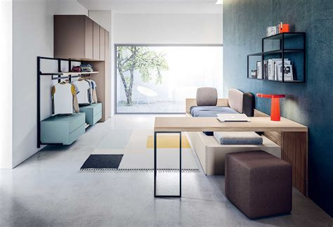 teenage bedroom furniture  open wardrobe start