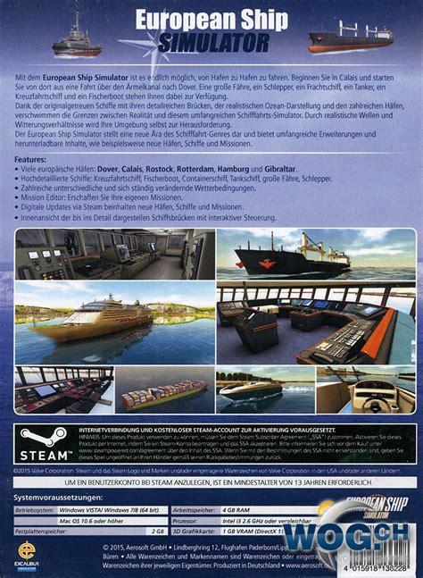ship simulator pc european ship simulator pc games world of games