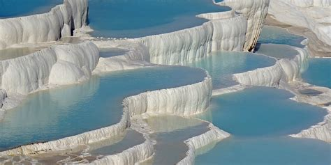 pamukkale turkey pamukkale turkey rusty travel trunk