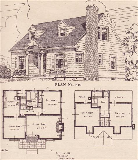Home Plans Book by House Plans And Home Designs Free 187 Archive 187 1940s