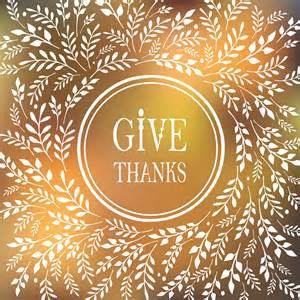 what to give a for 10 ways to give thanks