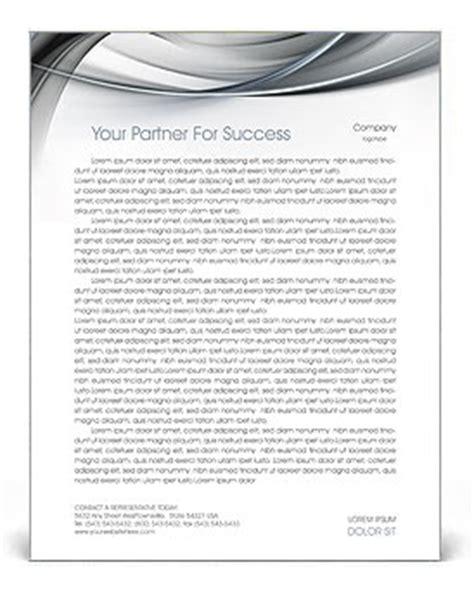 elegant design letterhead template design id 0000001466