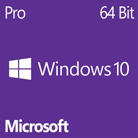 Microsoft Windows 10 Pro 64bit Oem microsoft windows 10 pro 64 bit oem dvd only 139 00 at atdcomputers