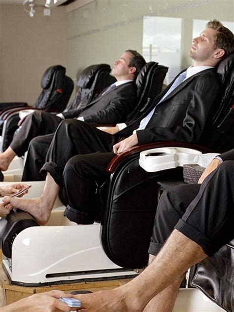 Mens Pedicure by Get A Pedicure And Say No To Eligible Magazine