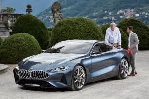 Concept Bmw Exclusive Bmw 8 Series Concept Drive Automobile