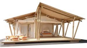 Bamboo Canopy by Luxury Bamboo Tents Canopy Tent Structures