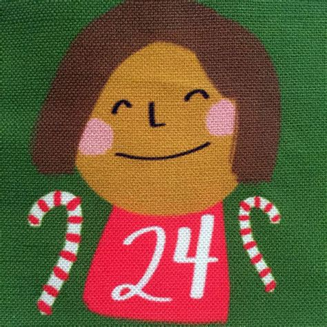 make your own advent calendar fabric learn to make your own cut and sew advent calender