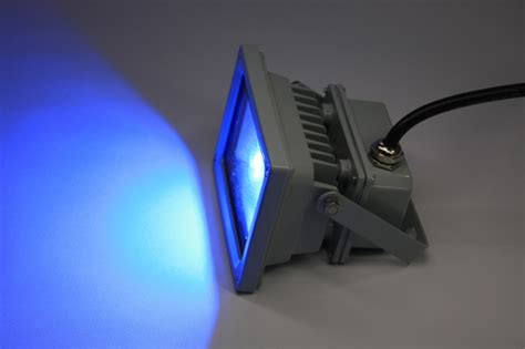 blue led flood light 10 watt 60w equivalent led flood light blue ip65