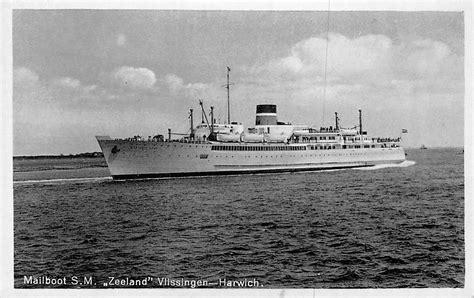 scheepvaart vlissingen mailboot s m zeeland vlissingen harwich scheepvaart