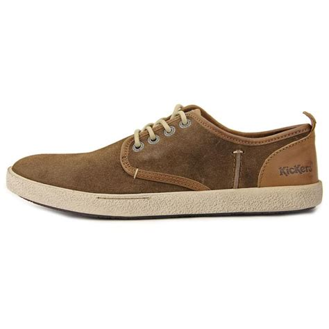 womens brown athletic shoes kickers koolmax leather brown sneakers athletic