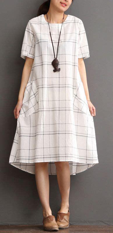 White Lace Black Cotton Dress best 25 cotton dresses ideas on