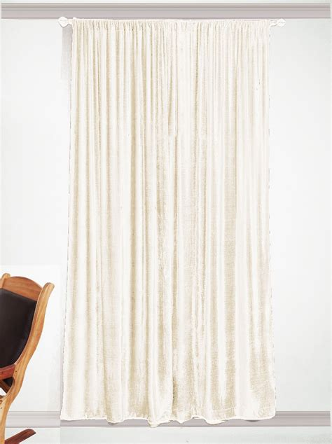 velvet drapery panels lined new blackout 100 cotton velvet curtain single lined panel