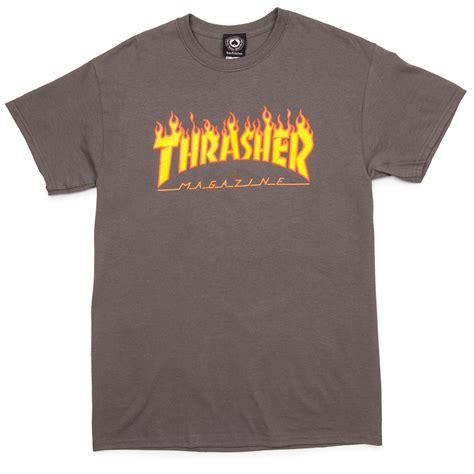 T Shirt Tharasher thrasher t shirt charcoal