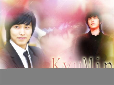 wallpaper super junior couple super junior couple images kyumin hd wallpaper and