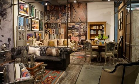 50 industrial look home and furniture designs
