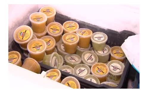 Polpas Em Pote Detox by Desempregada Fatura R 18 Mil Polpa De Suco Detox S 243