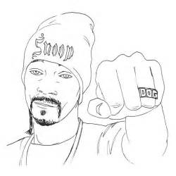 Snoop dogg coloring pages coloring pages