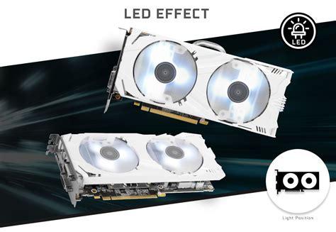 Vga Gtx 1060 Exoc galax geforce 174 gtx 1060 exoc white 6gb graphics card