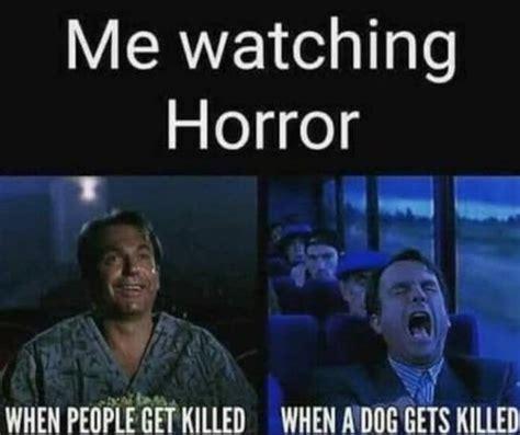 horror  memes     funny