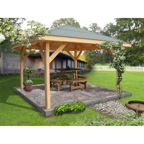 Charmant Salon De Jardin En Bois Leroy Merlin #1: kiosque-bois-villaverde-11-56-m2.jpg