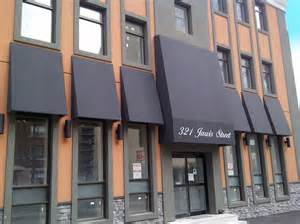 commercial gallery omnimark awnings