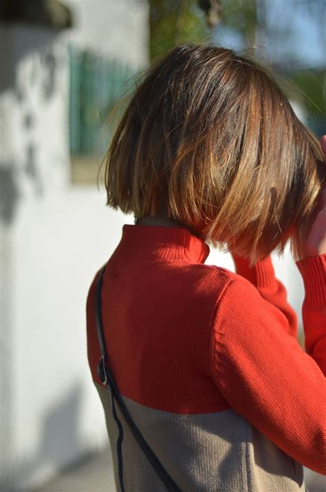 short hair with lots of color 25 best ideas about straight bob haircut on pinterest