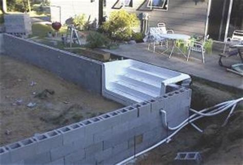 Diy House Plans by Farm Show Build Your Own Cement Block Swimming Pool