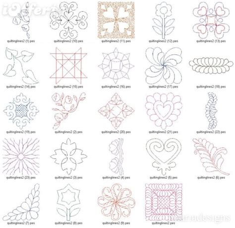 Quilting Designs For Embroidery Machine 17 free machine quilting designs images free motion