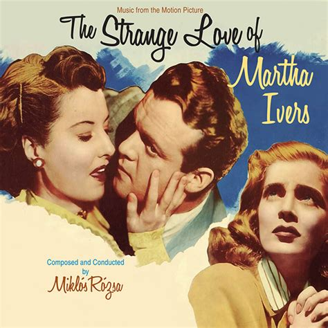 film love strange love music from the motion picture quot the strange love of martha