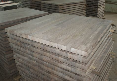 solid wood table tops we produce wood table tops