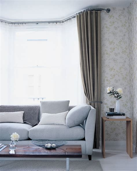 blinds and curtains for bay windows bay window curtains and blinds babic interiors